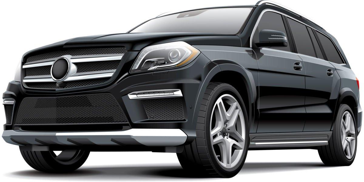 Germany full-size luxury SUV