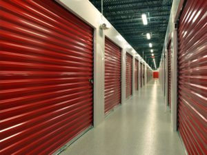 Personal Property Insurance for Storage Units