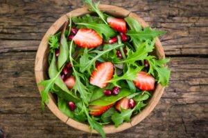Strawberry Spring Salad Recipe