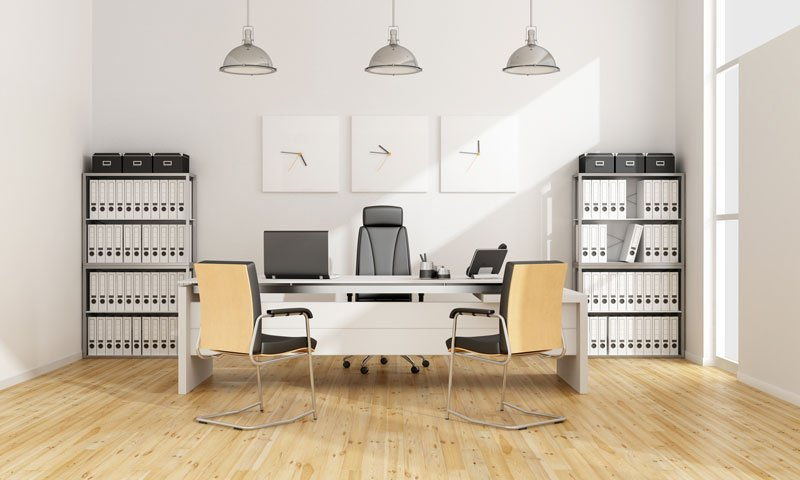 Create Calmer Office Space