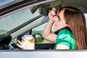 Distracted Driving & Auto Insurance in Fresno, CA