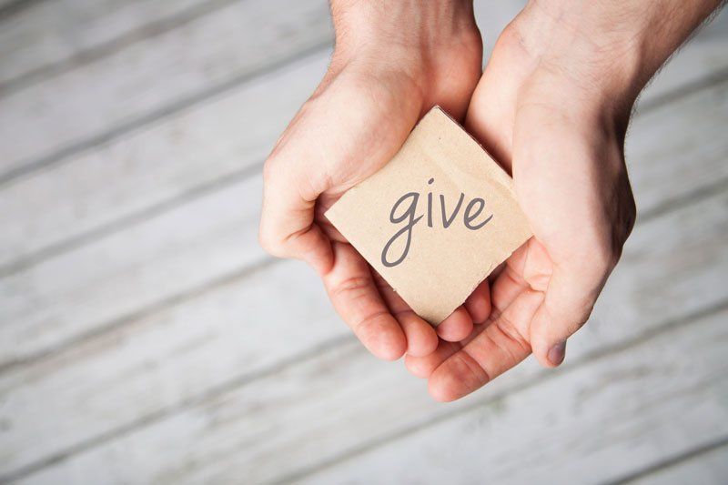 Easy Ways You Can Give Back During Giving Season