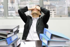 Bad Business Habits That Generate Stress